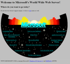 Welcome to Microsoft